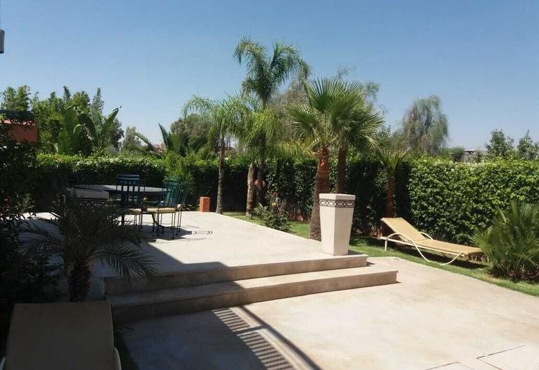 Domaine Amelkis, Marrakech, Enceinte de l'établissement