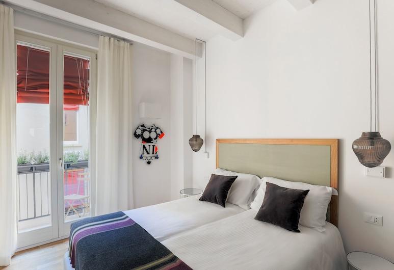 Residence le Porte, Bologna, Appartamento, 2 camere da letto (Porta Galliera), Camera