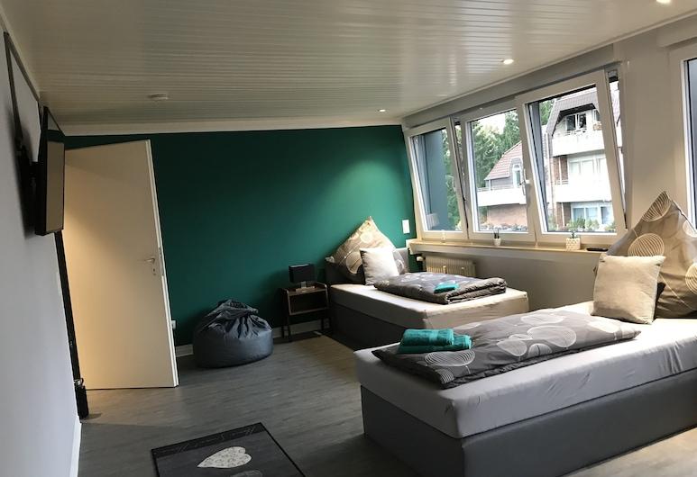 L&N Appartement, Dortmund, Quarto Triplo Comfort, Quarto