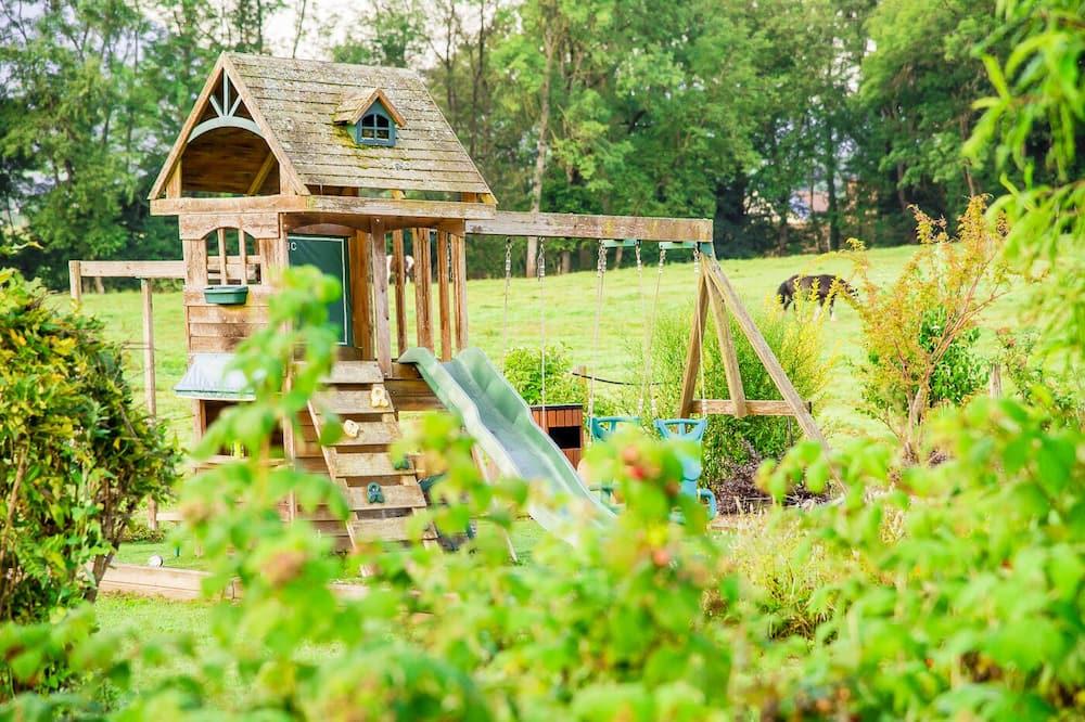 Quarto Duplo ou Twin Empresarial, 1 Quarto (Jaune) - Vista para o Jardim