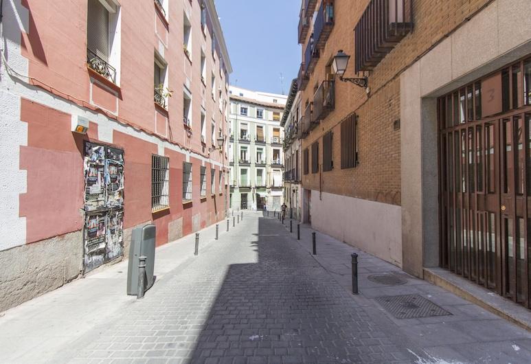 Homelike Embajadores, Madryt, Front obiektu