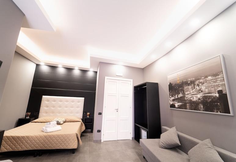 皇家藝術 H 斯帕坎納波利酒店, 那不勒斯, 尊尚套房, 客房