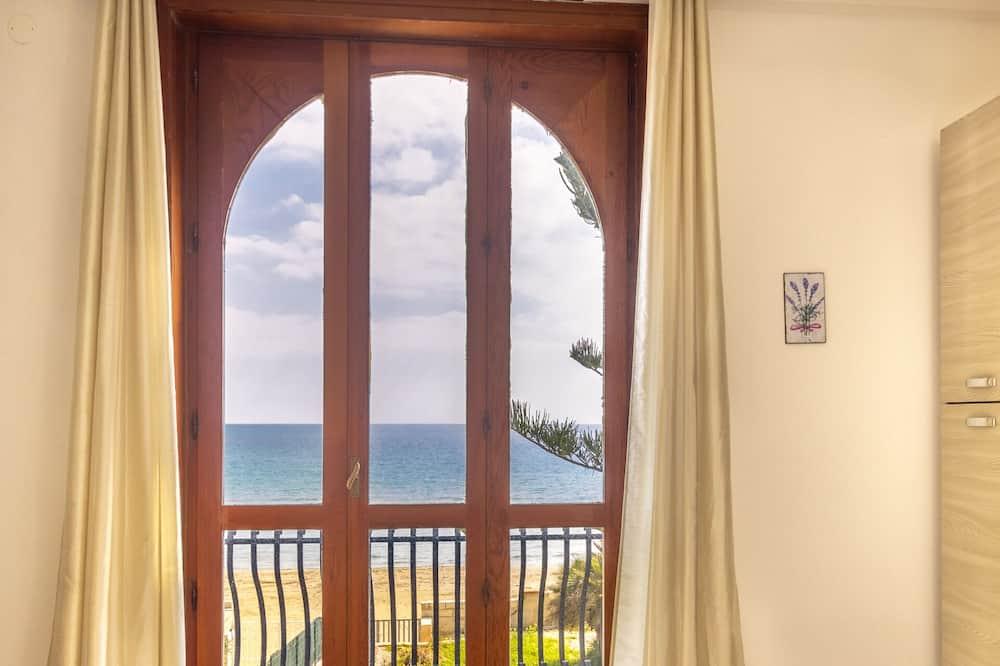 Appartamento, 2 camere da letto, vista mare, di fronte alla spiaggia - Vista spiaggia/mare