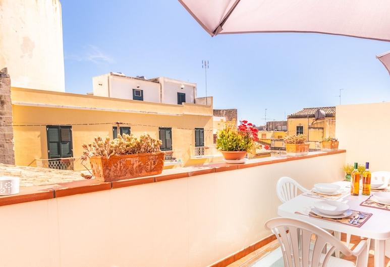 Petunia, Avola, Apartment, 2Schlafzimmer, Terrasse, Terrasse/Patio