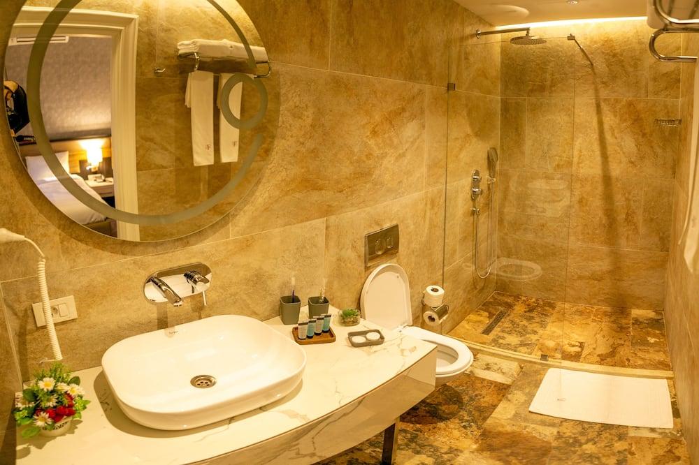 標準雙床房 - 浴室