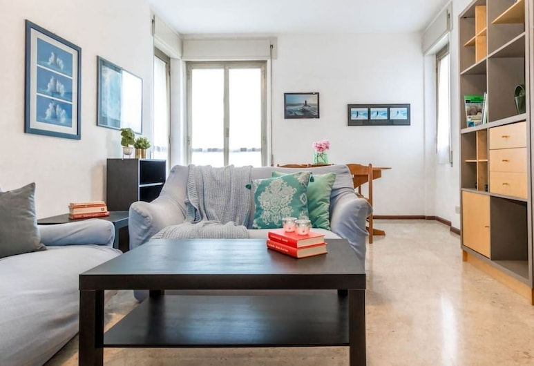 Altido Como Borgo Vico Apartment w/ Terrace, Como, Living Room