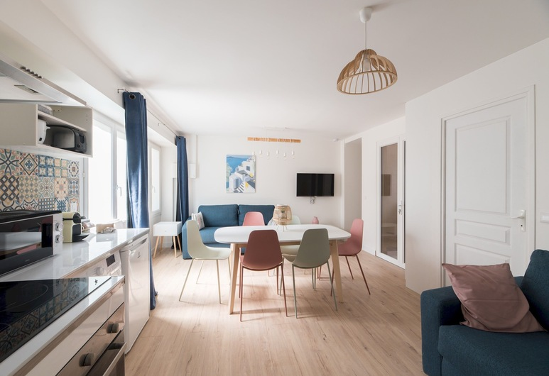 Suite Shalimar great Apt best loc, Παρίσι, Διαμέρισμα, 2 Υπνοδωμάτια, Περιοχή καθιστικού