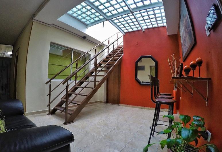 Casa Howard, Bogotá, Terassi/patio