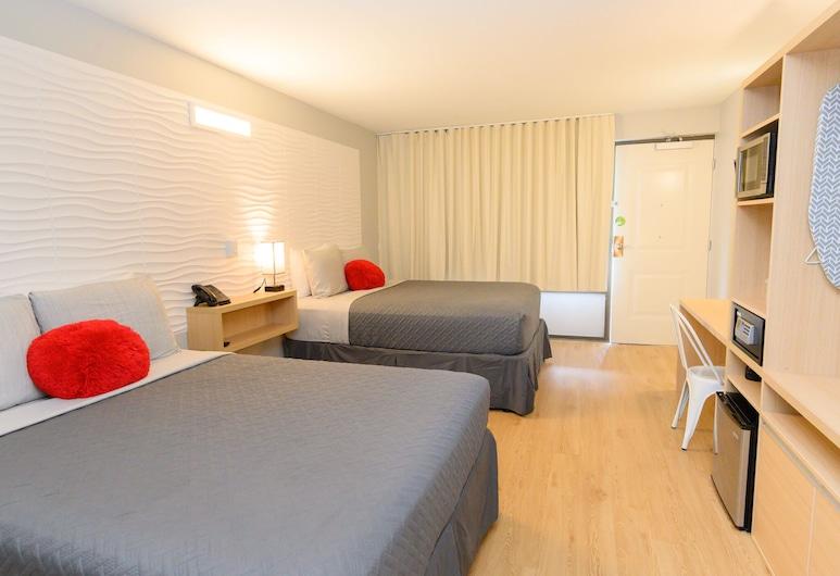 Orlando Vacation Rooms, Kissimmee, Habitación doble familiar, 2 camas Queen size, Habitación