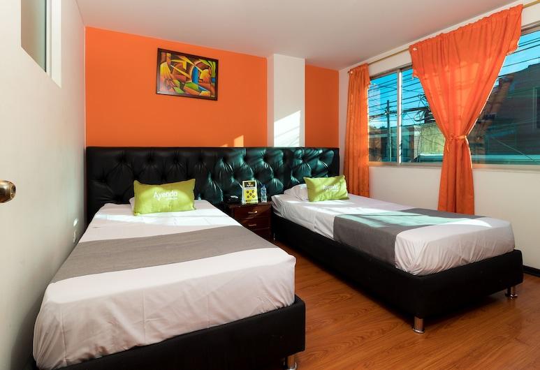 Ayenda 1067 Bogotá Elite, Bogotá, Standard - kahden hengen huone, Vierashuone