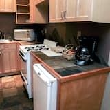 室内のキッチン