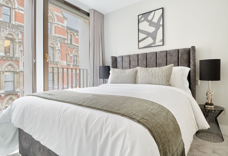 Sonder - Maughan Library Apartments, London, Premier Suite, 2 Bedrooms, Room