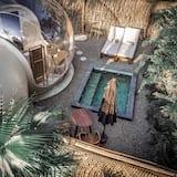Habitación romántica - Vista aérea