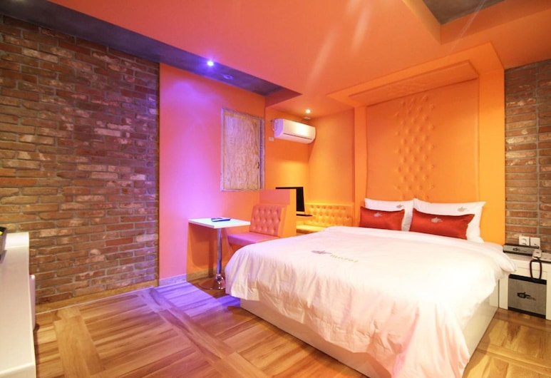 Busan Ma Hotel, Busan, Premier Room, Guest Room