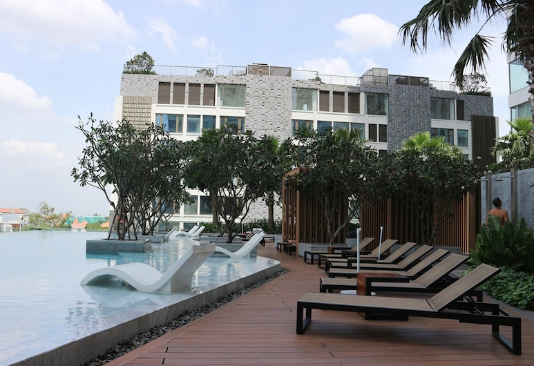 168 Property Luxury Apartments, Ho Chi Minh-Stad