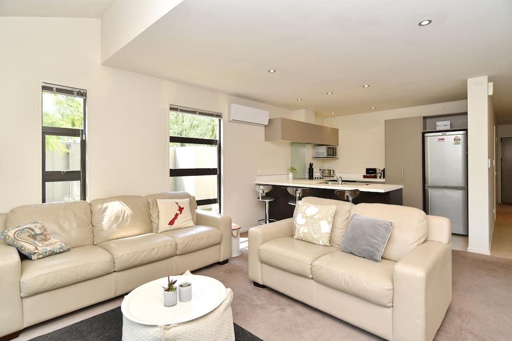 Apartamento Premium - Zona de estar