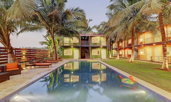Picture of Treebo Trend Morjim Banyan Resort in Candolim