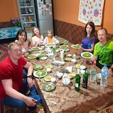 Dineren voor families