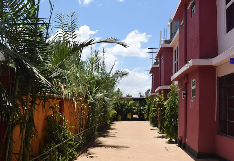Hotel Morden Brook, Embu, Terrein van accommodatie