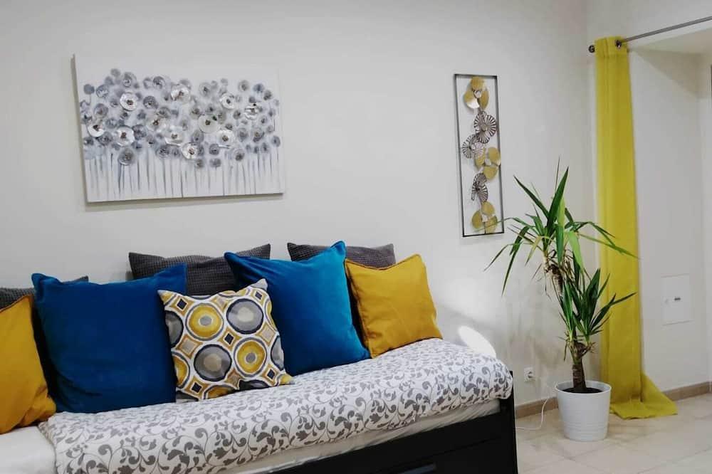 Lägenhet - 1 sovrum - Vardagsrum