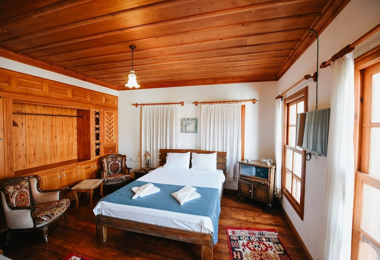 Otel Manolian, Selcuk, Deluxe Room, 1 Double Bed, Guest Room