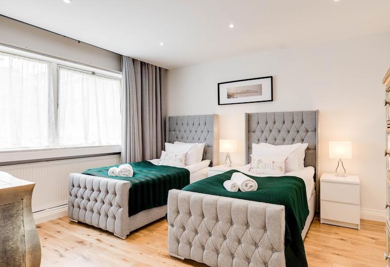4-bedroom Villa on Marble Arch, London, Hús (4 Bedrooms), Herbergi