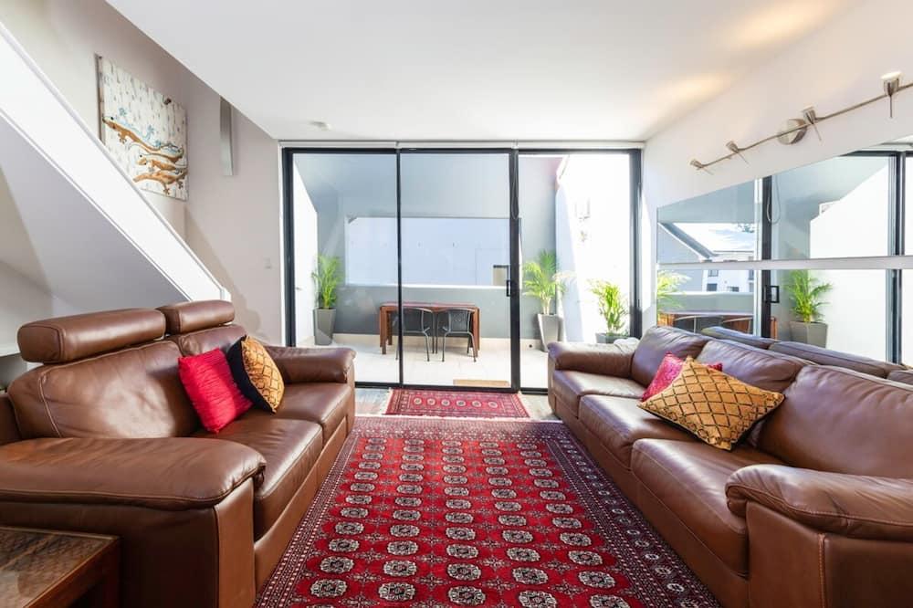 Апартаменти (1 Bedroom) - Вітальня