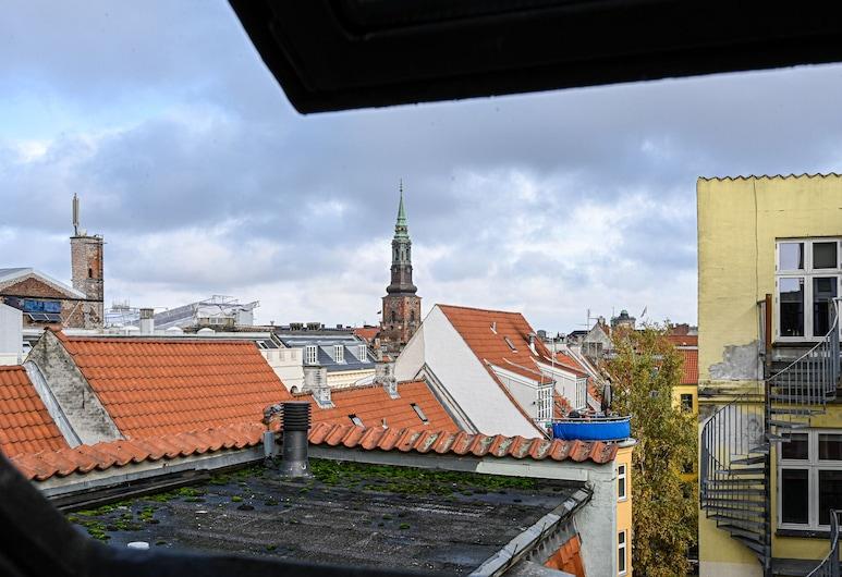 Fantastic Duplex Apartment With Modern Danish Design Furniture, Copenhague, Balcon