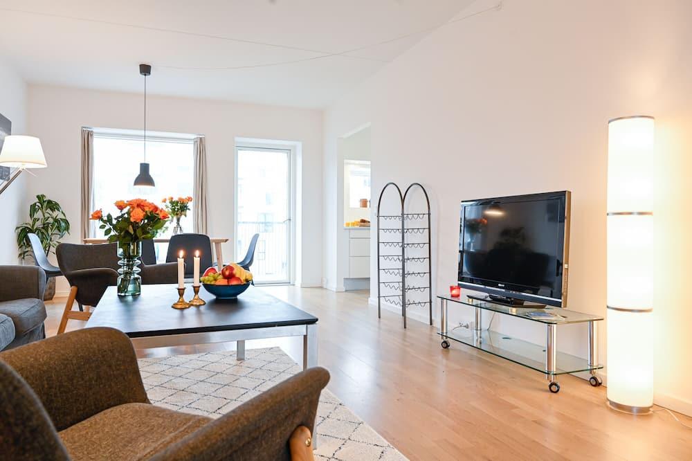 Spacious Modern 3-bedroom Apartment Near Metro Station in Copenhagen Orestad