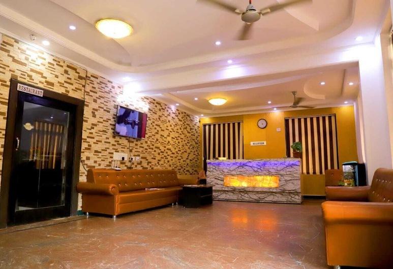 Hotel Prashant Palace, Agra