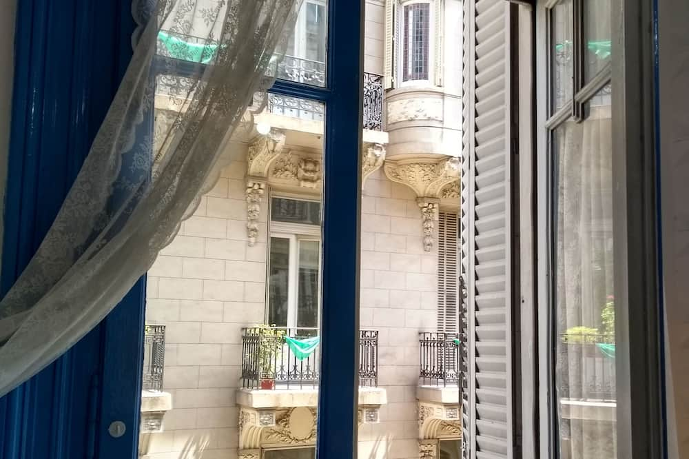 Chambre Supérieure - Vue depuis le balcon
