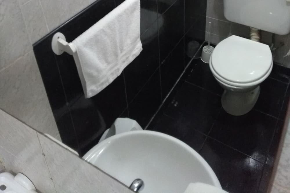 Chambre Confort, 2 lits une place - Salle de bain