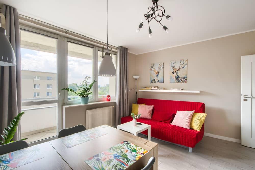Superior Apartment - Living Room