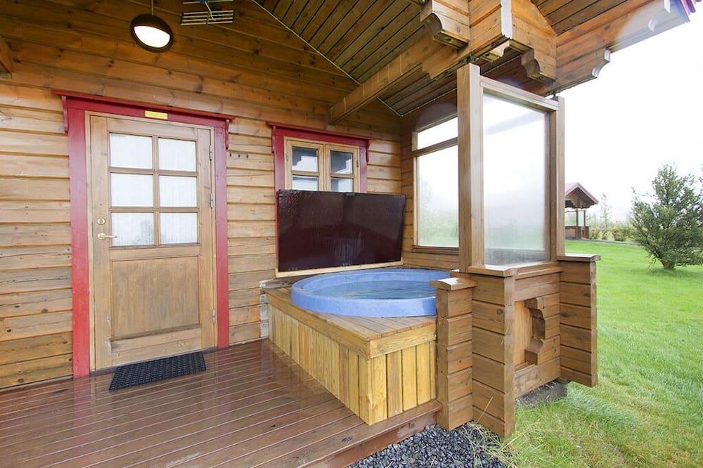 Cottage, 1 Bedroom - Private spa tub