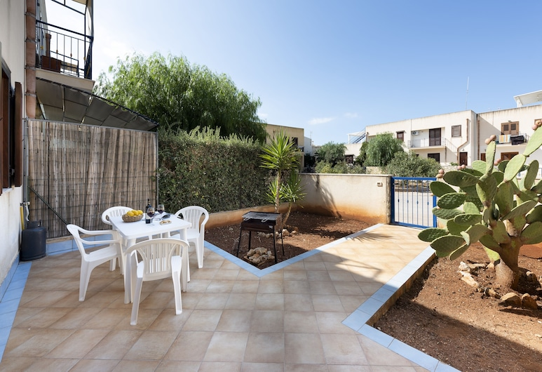 I tre Golfi Paprica, San Vito Lo Capo, Apartment, 1 Bedroom, Terrace/Patio