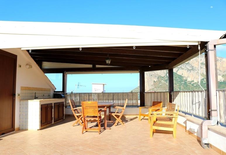 I tre Golfi Plumbago Blu, San Vito Lo Capo, Apartment, 2 Bedrooms, Terrace/Patio