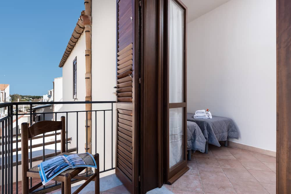 Apartman, 2 spavaće sobe (Plus 3) - Balkon