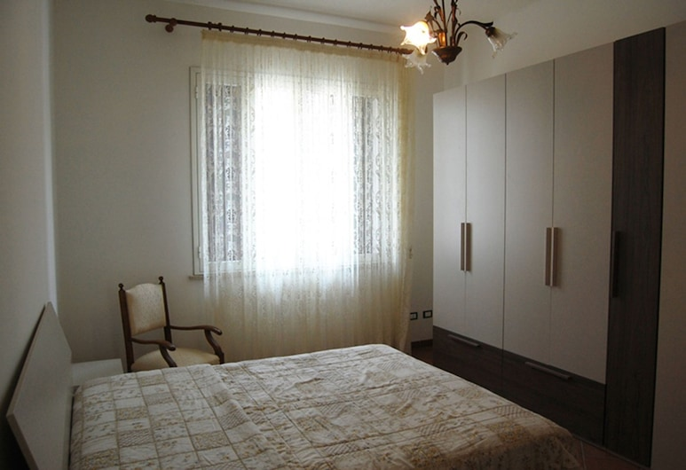 I tre Golfi Savoia, San Vito Lo Capo, Căn hộ, 1 phòng ngủ, Phòng