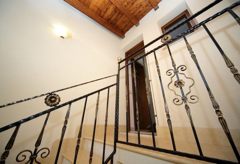 I tre Golfi Sole Rosa, San Vito Lo Capo, Staircase
