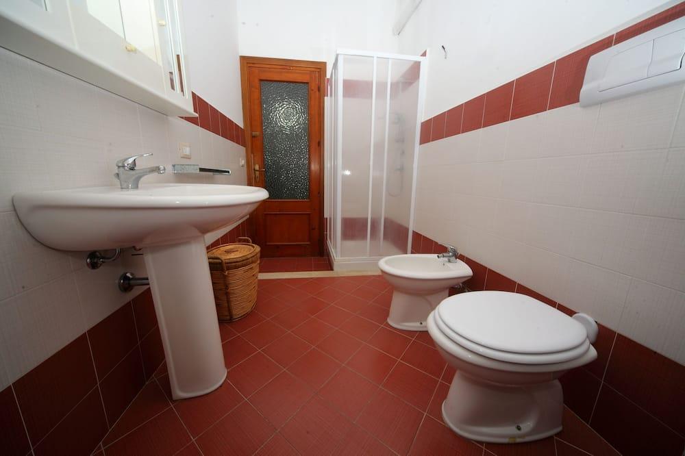 Lägenhet - 2 sovrum - Badrum
