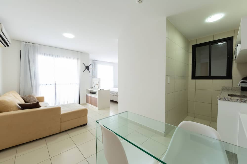Business Apartment - Living Area