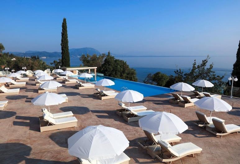 Kairaba Mythos Palace - Adults Only - All Inclusive, Corfu Town, Pokład nasłoneczniony