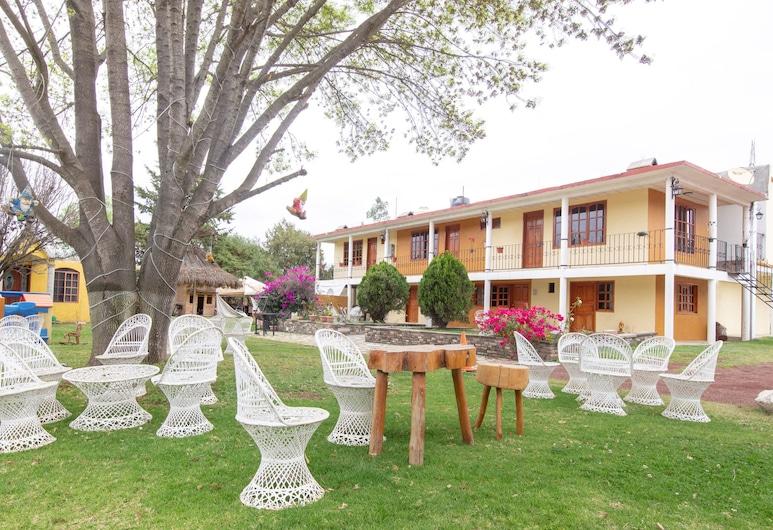 OYO Hotel Los Prismas, San Miguel Regla, Aed