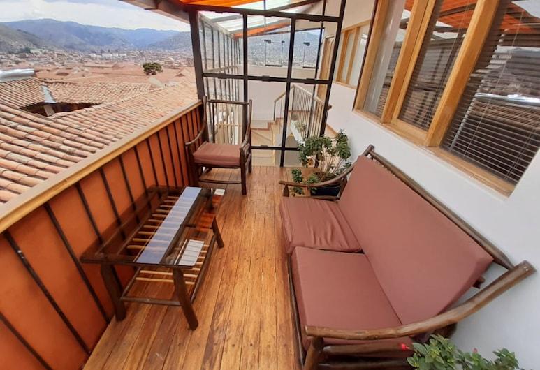 Hostal Inka San Blas, Cuzco, Terrasse/Patio