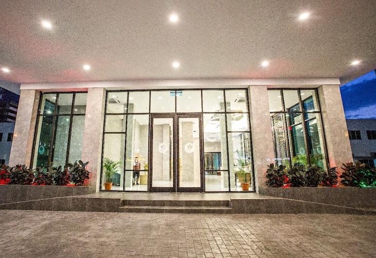 Grand Flora Hotel Melaka, Malacca City, Entrada do Hotel