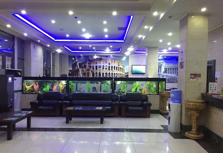 Gulistan Hotel, Dushanbe, Hala
