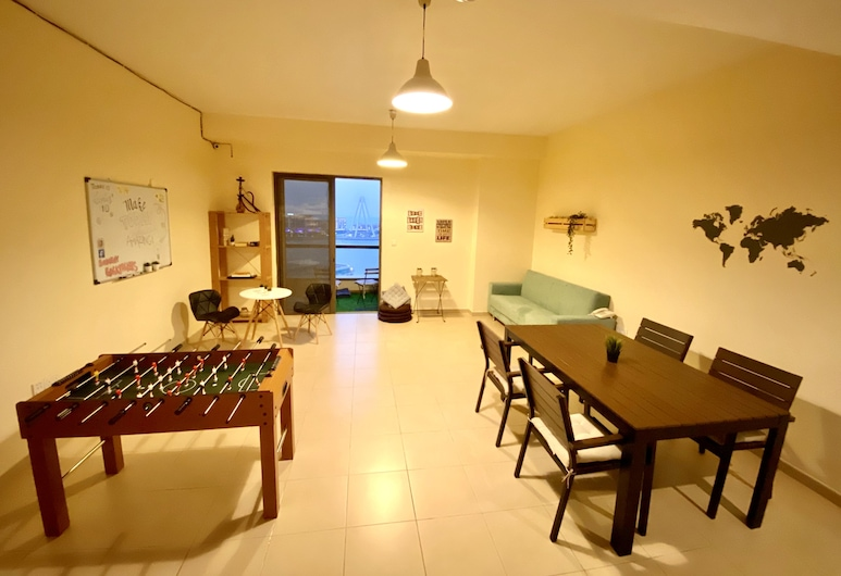 Bombay Backpackers DXB - Adults Only, Dubai