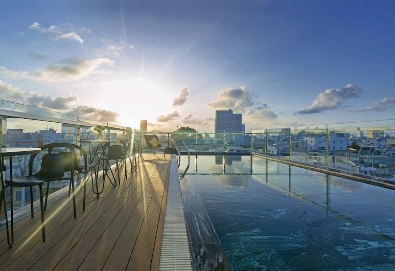 林恩公寓酒店, 峴港, 標準開放式客房, 室外泳池