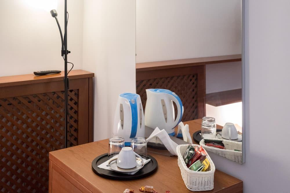 Dvojlôžková izba typu Exclusive (Sofia) - Obývacie priestory