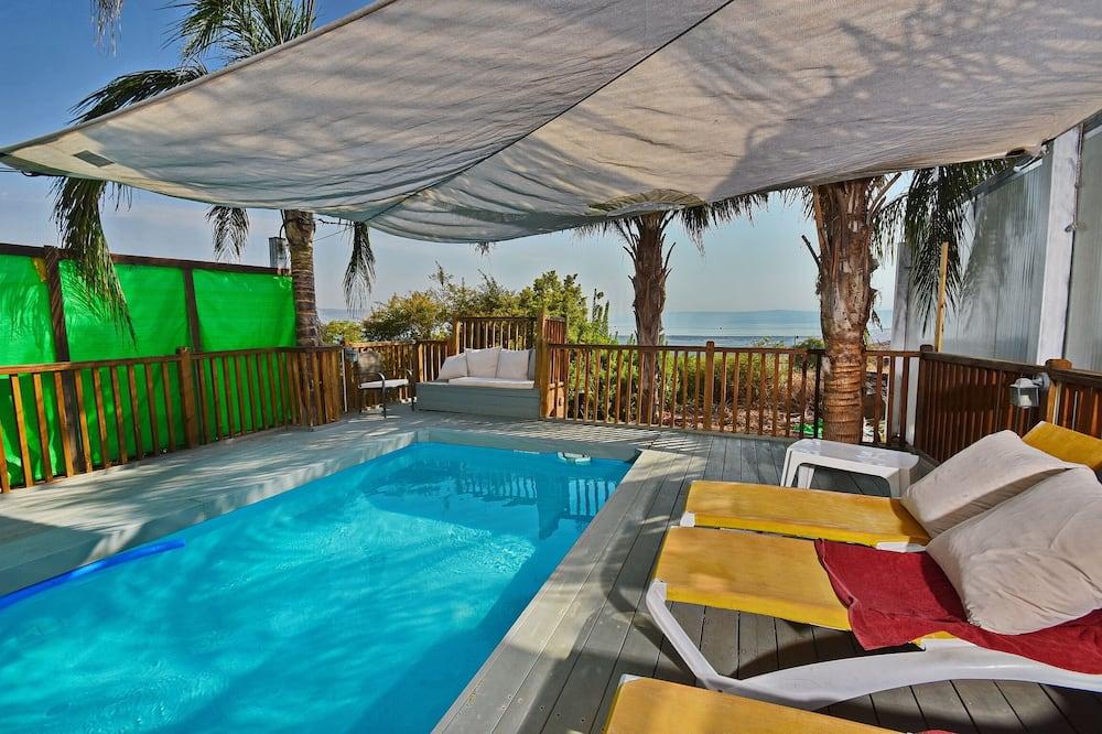 Honeymoon Suite (Sea of Galilee View) - Private pool